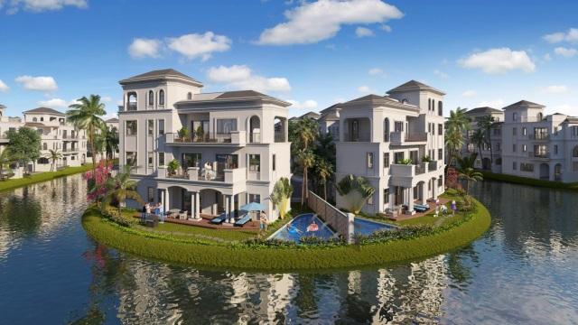 Vinhomes Marina Cầu Rào 2 - Khu Biệt thự mặt hồ hạng sang, chất sống Resort cho người Hải Phòng - 2