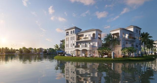 Vinhomes Marina Cầu Rào 2 - Khu Biệt thự mặt hồ hạng sang, chất sống Resort cho người Hải Phòng - 4