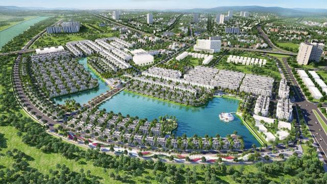 Vinhomes Marina Cầu Rào 2 - Khu Biệt thự mặt hồ hạng sang, chất sống Resort cho người Hải Phòng - 5