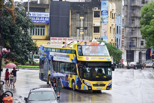 Hạ Long có thêm city tour bằng xe buýt 2 tầng - 11