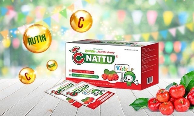 CNattu kids từ Vitamin C tự nhiên và Rutin tự nhiên có công dụng như thế nào? - 2