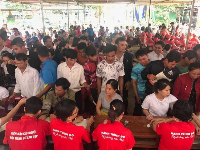 """Hơn 5.000 người tham gia """"Hành trình đỏ năm 2019"""" tại Đắk Lắk - 1"""