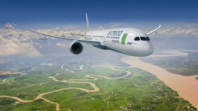 Bamboo Airways bay đúng giờ nhất toàn ngành hàng không Việt Nam 5 tháng liên tiếp - 2