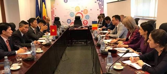 Việt Nam và Rumani thúc đẩy sớm ký kết, phê chuẩn EVFTA và IPA - 1