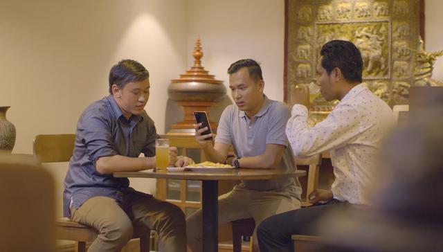 Bphone 3, Mytel bất ngờ đổ bộ giờ vàng sóng truyền hình Myanmar - 2