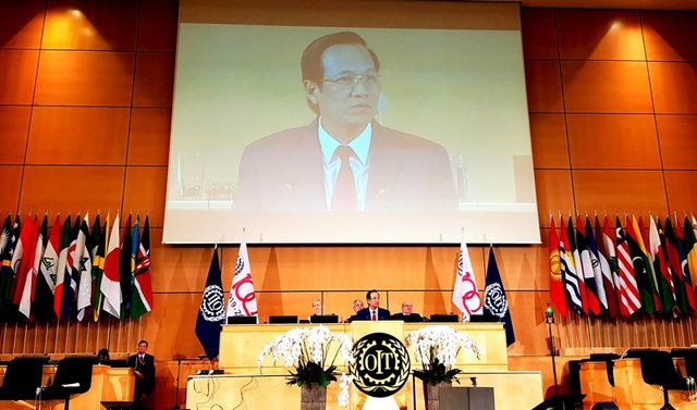 Bộ trưởng Lao động: ILO đã hỗ trợ nhiều cải cách về lương, BHXH cho Việt Nam - 1