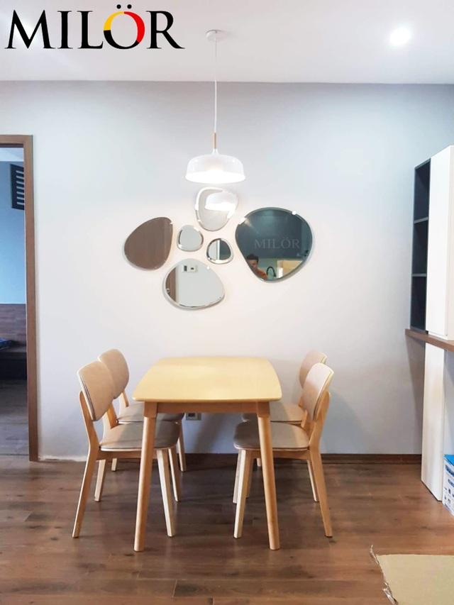 3 phong cách trang trí nội thất với gương nghệ thuật không thể bỏ qua trong năm 2019 - 2