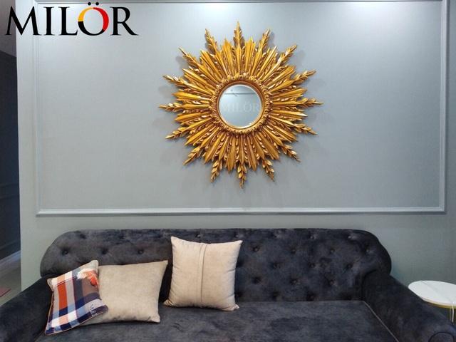 3 phong cách trang trí nội thất với gương nghệ thuật không thể bỏ qua trong năm 2019 - 5