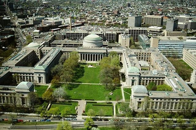Học viện MIT năm thứ 8 liên tục đứng đầu bảng xếp hạng đại học tốt nhất thế giới QS - 2