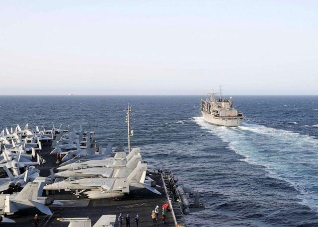 Báo Israel rò rỉ kế hoạch Mỹ có thể ném bom Iran - 1