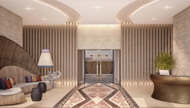 Khách sạn 5 sao mang kiến trúc Tây Nguyên đương đại tinh tế nhất thế giới - 4