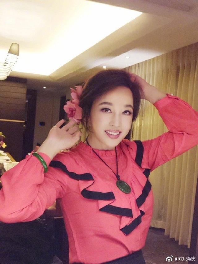 Gương mặt ngày càng cứng đơ tới khó hiểu của mỹ nhân Lưu Hiểu Khánh - 14