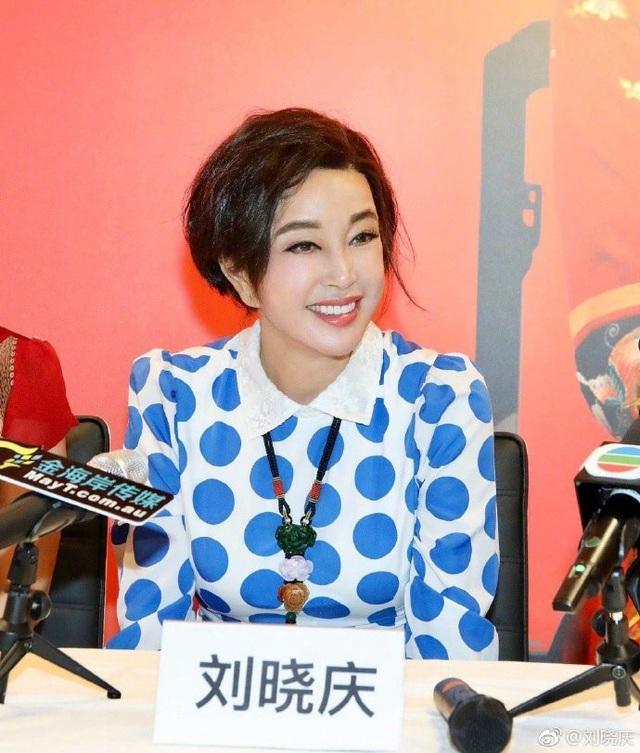Gương mặt ngày càng cứng đơ tới khó hiểu của mỹ nhân Lưu Hiểu Khánh - 12