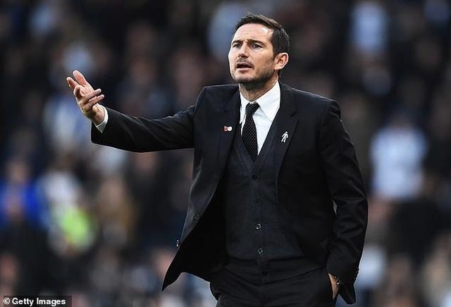 Nhật ký chuyển nhượng ngày 19/6: Frank Lampard đồng ý dẫn dắt Chelsea - 1