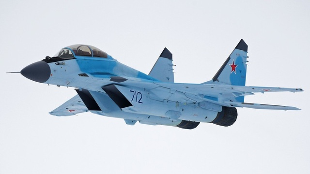 """Cận cảnh cặp MiG-35 đầu tiên """"gia nhập"""" Không quân Nga - 1"""