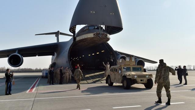 Mỹ viện trợ quân sự 250 triệu USD cho Ukraine - 1