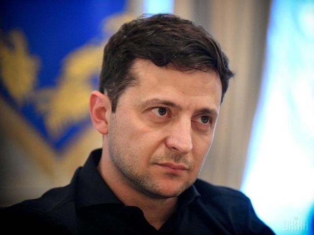 """Nga """"phản pháo"""" sau tuyên bố của tổng thống Ukraine về Crimea - 1"""
