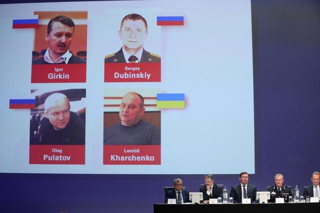 Nga lên tiếng khi 3 công dân bị truy tố vụ bắn rơi MH17 - 2