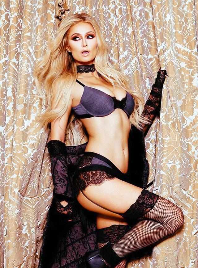 Kinh doanhthành công, Paris Hilton ra mắt dòng sàn phẩm thời trang mới - 1