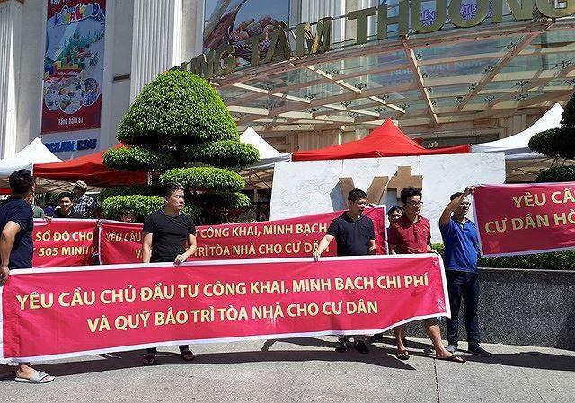 Quá nửa số chung cư ở Hà Nội chưa bàn giao quỹ bảo trì, kiến nghị chuyển cơ quan điều tra  - 1