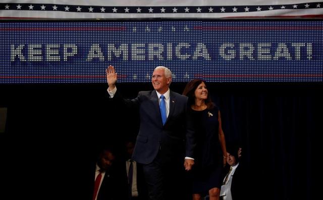 Ông Trump khởi động chiến dịch tái tranh cử, kêu gọi giữ nước Mỹ tiếp tục vĩ đại - 4