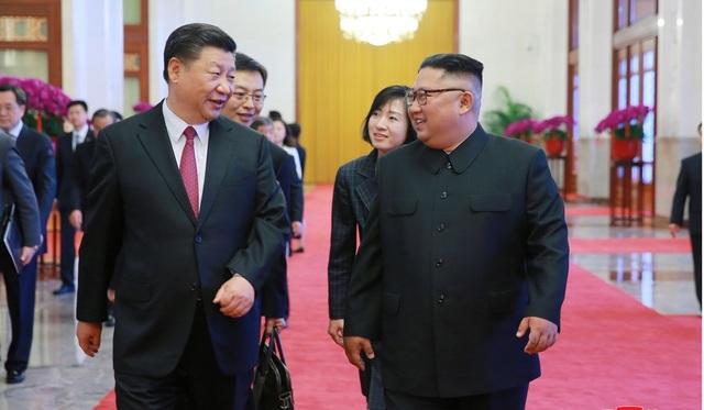 Bán đảo Triều Tiên thành chiến trường của cạnh tranh quyền lực Mỹ - Trung - 1