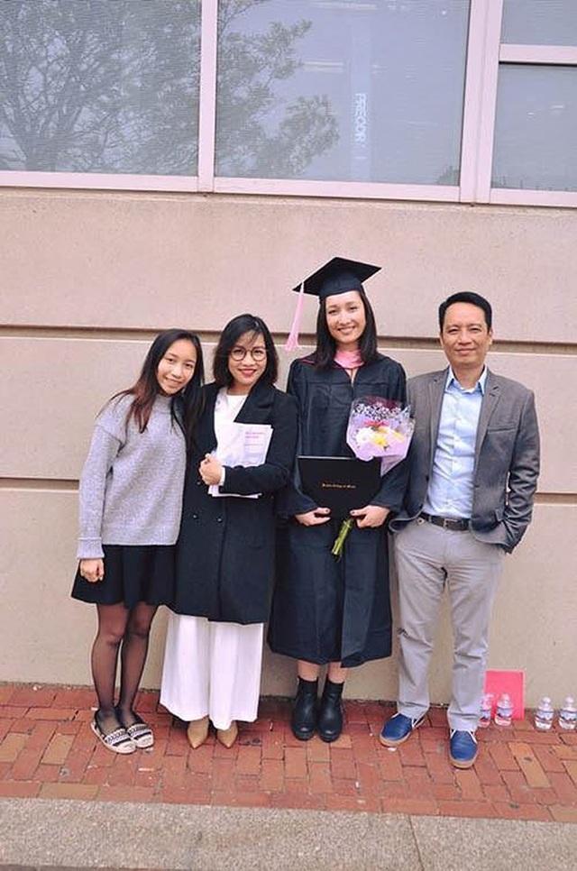 Những cô con gái tài năng, xinh đẹp, nói tiếng Anh như gió của sao Việt - 4
