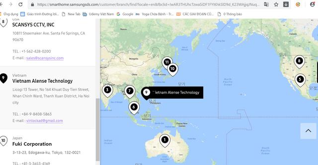 Vinlock trở thành đối tác chính cung ứng sản phẩm khóa cửa điện tử của Samsung tại Việt Nam - 2