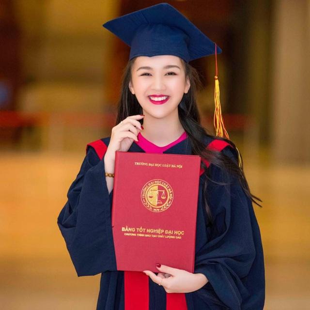 Vừa học đại học vừa mang bầu, Hoa khôi Tràng An vẫn tốt nghiệp loại giỏi - 4
