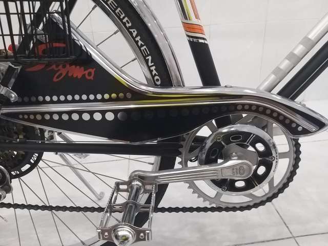 """Xe đạp """"thủy thủ"""" chưa lăn bánh sau 55 năm có giá trăm triệu ở TPHCM - 3"""