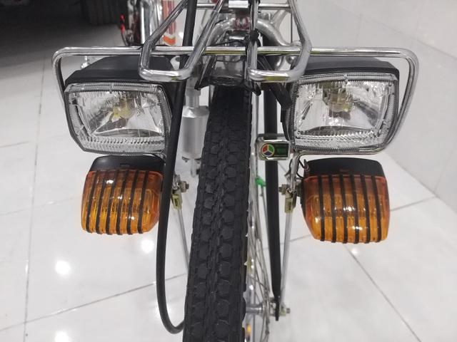 """Xe đạp """"thủy thủ"""" chưa lăn bánh sau 55 năm có giá trăm triệu ở TPHCM - 7"""