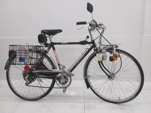"""Xe đạp """"thủy thủ"""" chưa lăn bánh sau 55 năm có giá trăm triệu ở TPHCM - 2"""