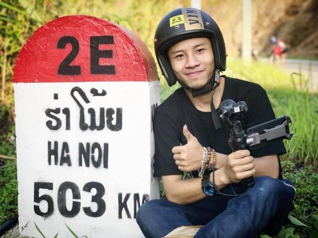 Chàng phượt thủ 19 tuổi đi qua 51 tỉnh thành hé lộ lý do mê xê dịch - 7