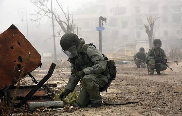 Nga cảnh báo khủng bố nhắm tới tấn công bằng vũ khí hạt nhân và sinh học - 1