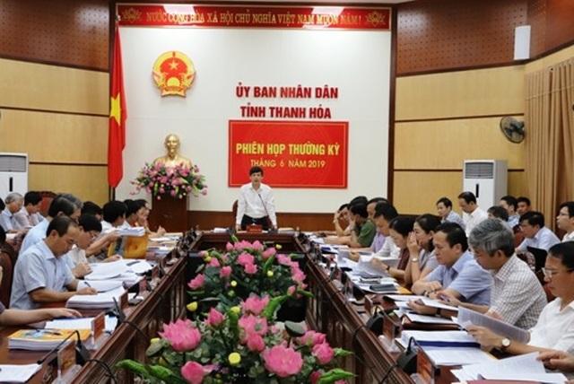 """Con số """"biết nói"""" về tăng trưởng tổng sản phẩm trên địa bàn tỉnh Thanh Hóa - 1"""