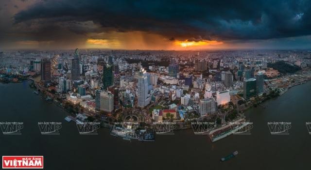 Phong cảnh Việt Nam - những bức hình tuyệt đẹp nhìn từ trên cao - 2