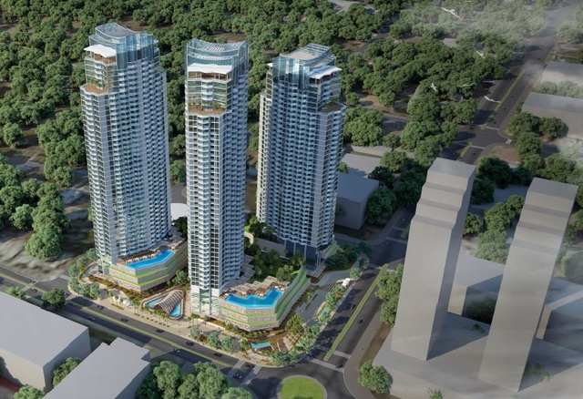 3 tập đoàn khách sạn nổi tiếng thế giới sẽ cùng quản lý dự án APEC Dubai Tower Ninh Thuận - 1