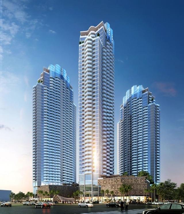 3 tập đoàn khách sạn nổi tiếng thế giới sẽ cùng quản lý dự án APEC Dubai Tower Ninh Thuận - 2