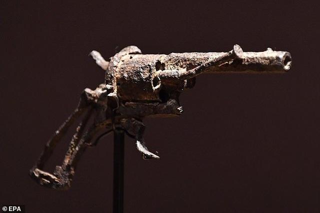 Khẩu súng lấy đi sinh mạng danh họa Vincent Van Gogh có giá hơn 4 tỷ đồng - 5