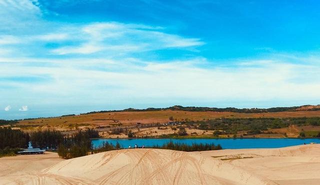 """Khám phá Bàu Trắng – nơi được mệnh danh là """"sa mạc Sahara ở Việt Nam"""" - 2"""