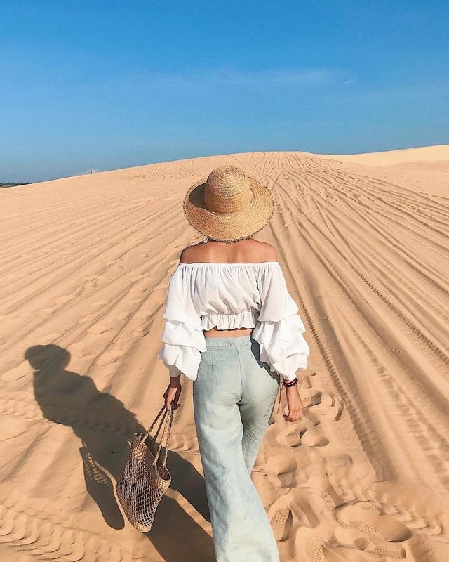 """Khám phá Bàu Trắng – nơi được mệnh danh là """"sa mạc Sahara ở Việt Nam"""" - 6"""