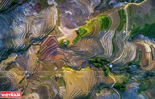 Phong cảnh Việt Nam - những bức hình tuyệt đẹp nhìn từ trên cao - 8