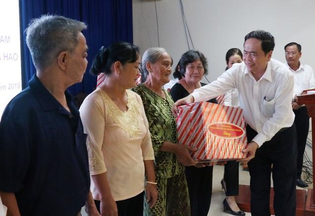 Chủ tịch MTTQ Việt Nam  dự kỷ niệm 80 năm Ngày khai sáng đạo Phật giáo Hòa Hảo - Ảnh minh hoạ 3