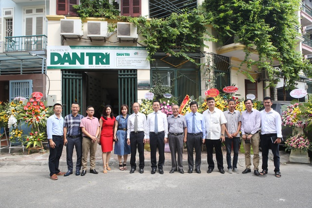 Bộ trưởng Nguyễn Mạnh Hùng: Báo Dân trí chắc chắn chỉ tốt lên! - 5