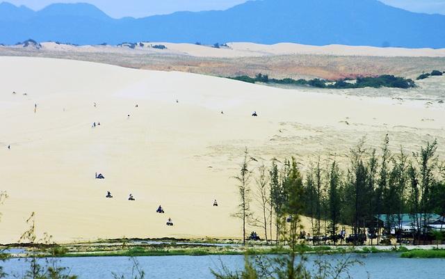 """Khám phá Bàu Trắng – nơi được mệnh danh là """"sa mạc Sahara ở Việt Nam"""" - 8"""