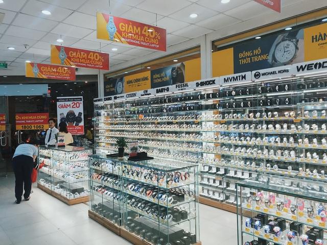 Thế Giới Di Động chiếm lĩnh phân nửa thị trường bán lẻ đồng hồ thông minh từ mô hình shop-in-shop - 2