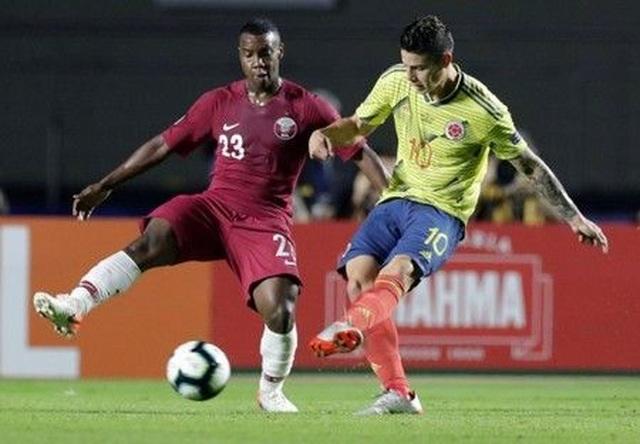 Colombia 1-0 Qatar: Nhà vô địch châu Á gục ngã phút cuối - 3