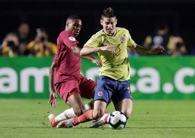 Colombia 1-0 Qatar: Nhà vô địch châu Á gục ngã phút cuối - 2
