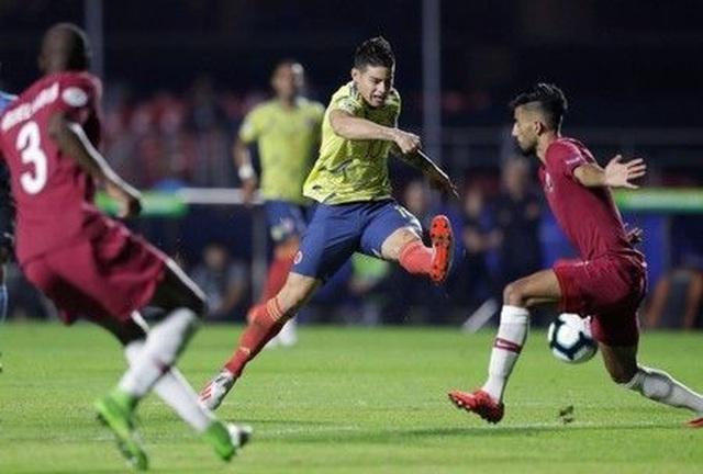 Colombia 1-0 Qatar: Nhà vô địch châu Á gục ngã phút cuối - 1