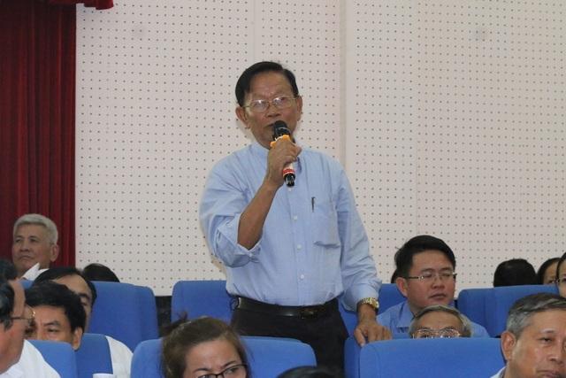 Bí thư Nguyễn Thiện Nhân: Ông Đoàn Ngọc Hải vẫn phải làm việc - 2